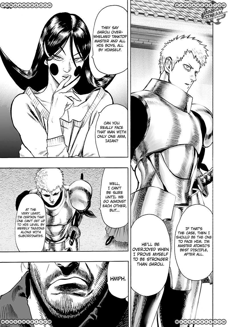 Onepunch-Man - Chapter 126