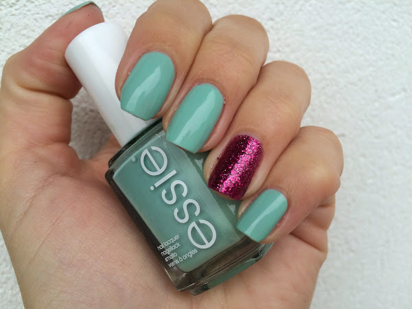 essie - mint candy apple & kiko - 438