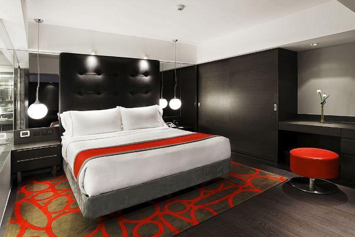 Hogares frescos 14 dormitorios minimalistas y frescos Decoracion de interiores estilo minimalista