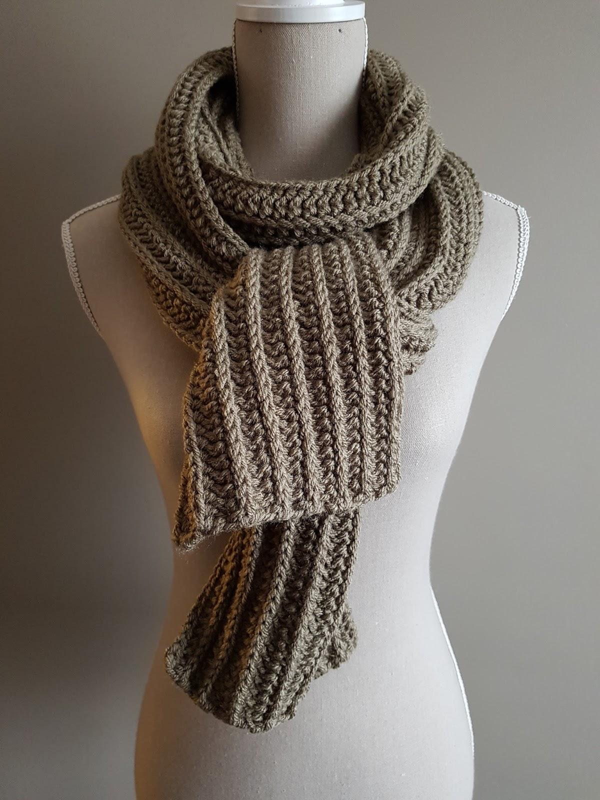 Crochets4u Filmpje Eenvoudige Sjaal Haken