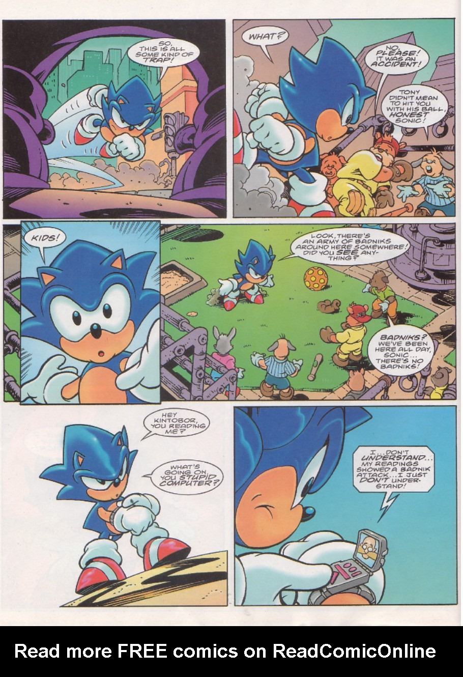 Read online Sonic the Comic comic -  Issue #143 - 4