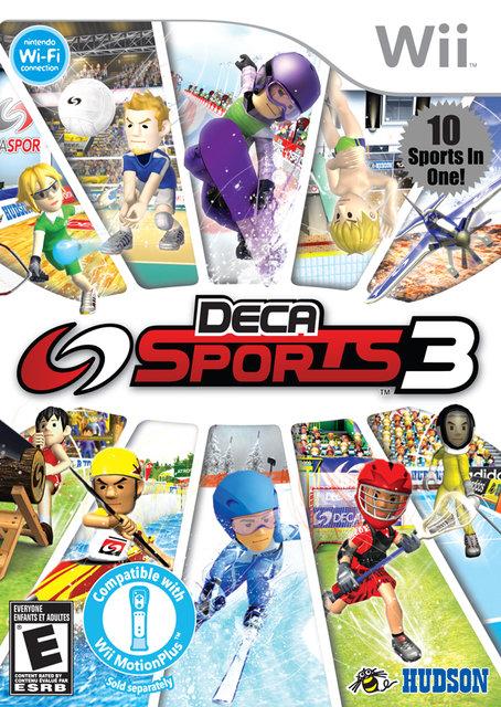 Deca Sports 3 [ wii ]