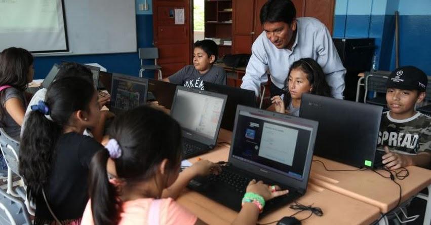 MINEDU: En noviembre se concretará segundo incremento salarial para cerca de 375,000 docentes - www.minedu.gob.pe
