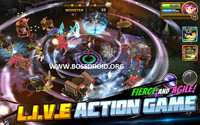 Download Guardian Hunter SuperBrawlRPG Mod v2.2.0.03 APK Android Terbaru