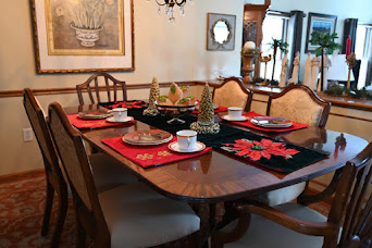 Holiday Formal Dining Table