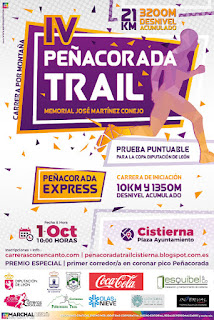 Peñacorada Trail 2017