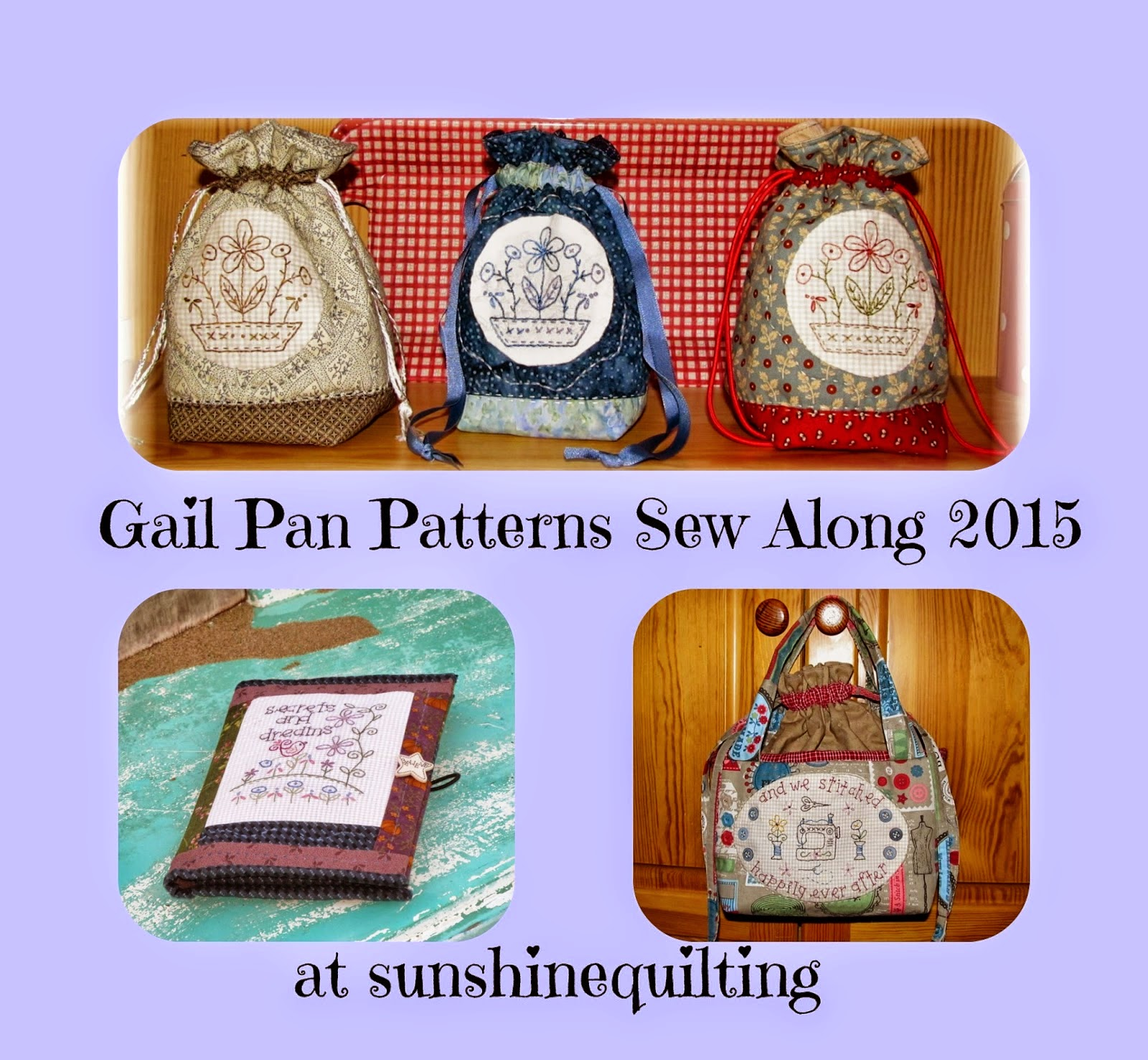 Gail Pan Sew Along
