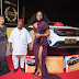 MPNAIJA GIST:How leading chinese automaker GAC Motors brought excitement to the AMVCA 2017 with its Sponsorship of two luxury cars (photos)