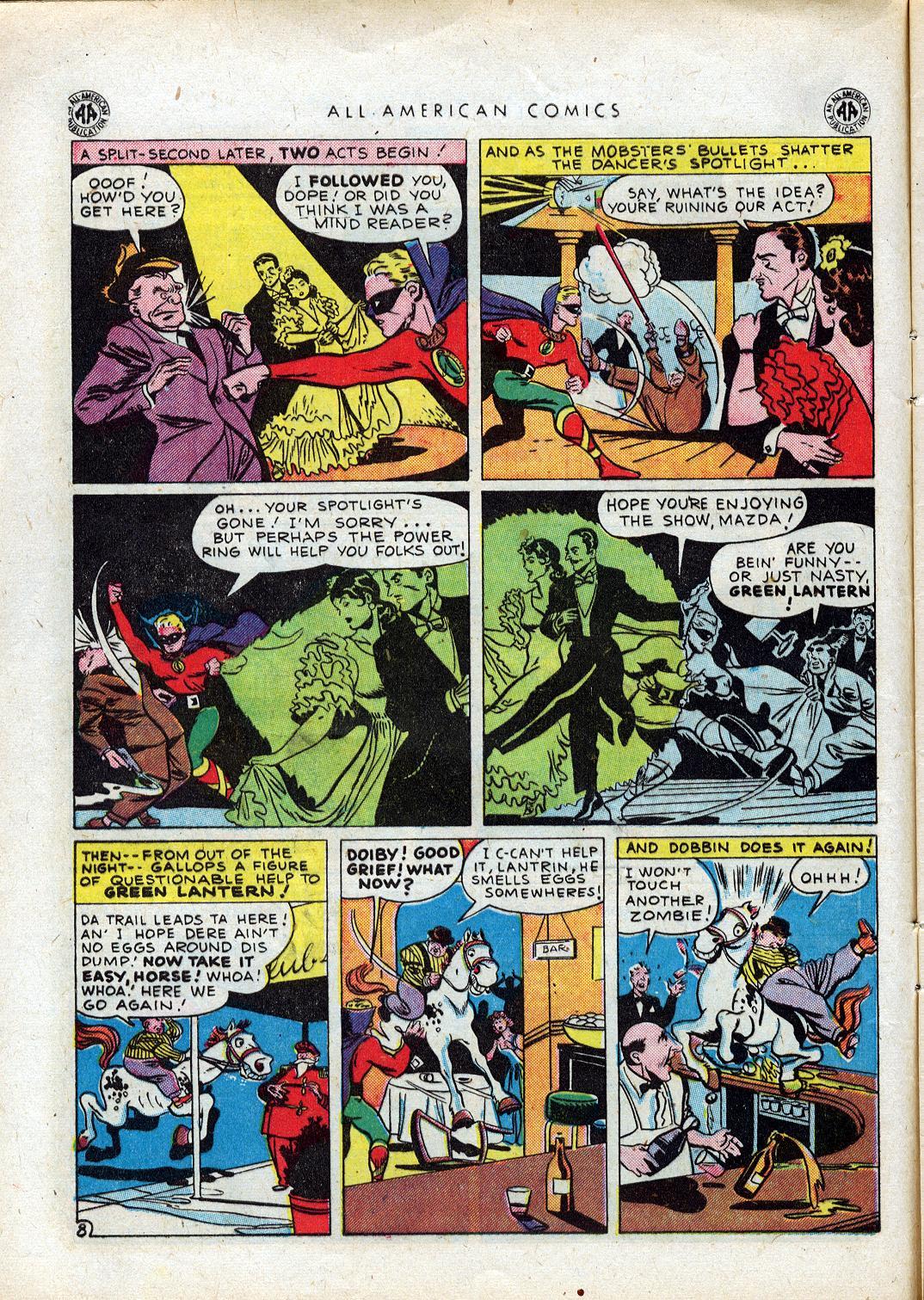 Read online All-American Comics (1939) comic -  Issue #64 - 11