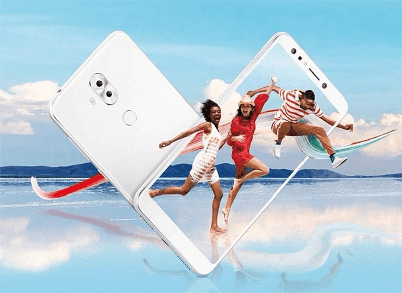 ASUS ZenFone 5 Lite will be packed with quad cameras!