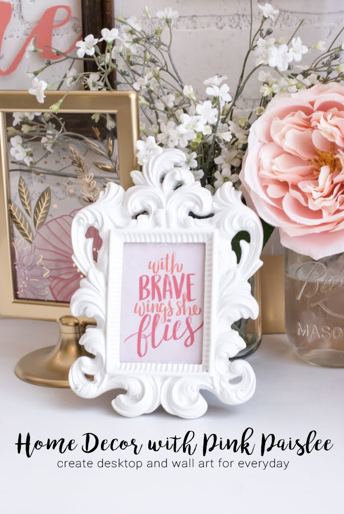 Home Decor created with Pink Paislee Take Me Away by Jamie Pate  | @jamiepate for @pinkpaislee