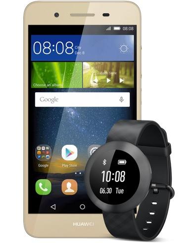 Huawei GR3 + Huawei Band B0 Free At Globe myLifestyle Plan 999