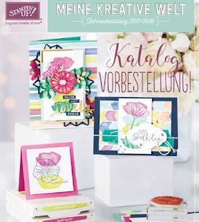 Stampin Up Katalog 2017 2018