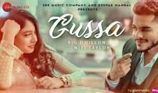 BIG Dhillon new single punjabi song Gussa Best Punjabi single album Gussa 2018 week