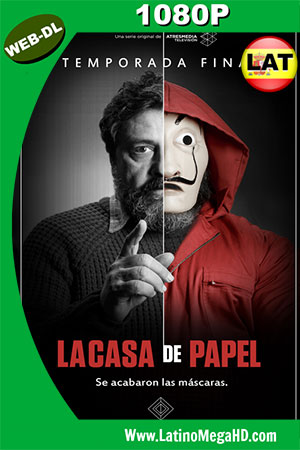 La casa de papel (Serie de TV) (2018) Temporada 2 Latino HD WEB-DL 1080P ()
