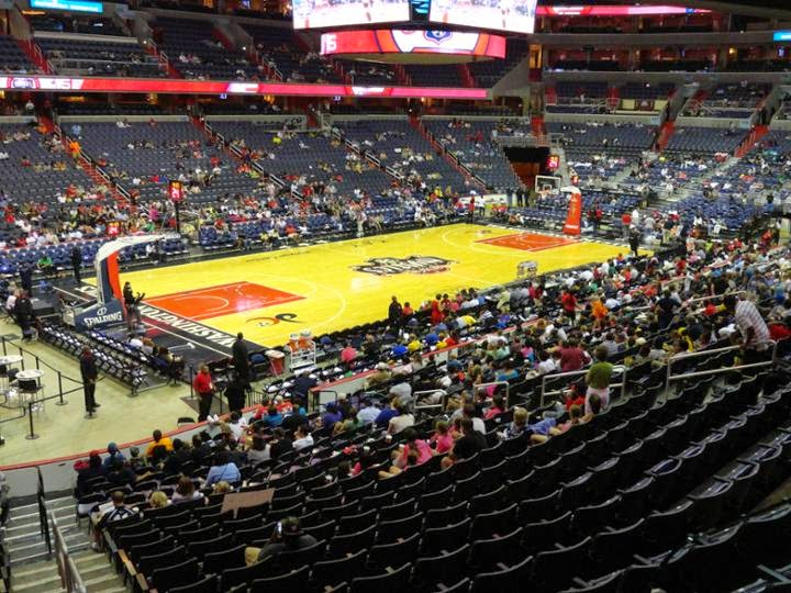 Washington Wizards Luxury Suites For Sale, Single Game Rentals, Verizon Center