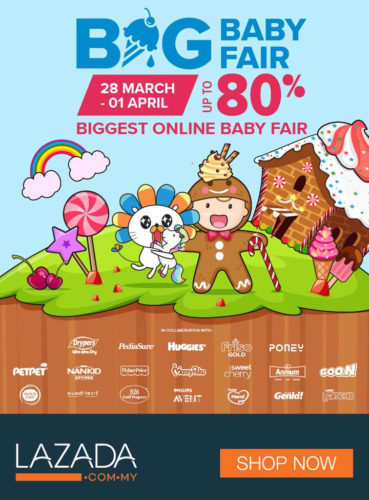 Big Baby Fair 2018