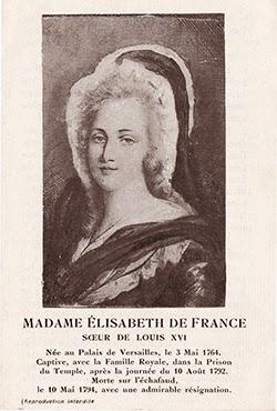 """Résultat de recherche d'images pour """"madame élisabeth"""""""