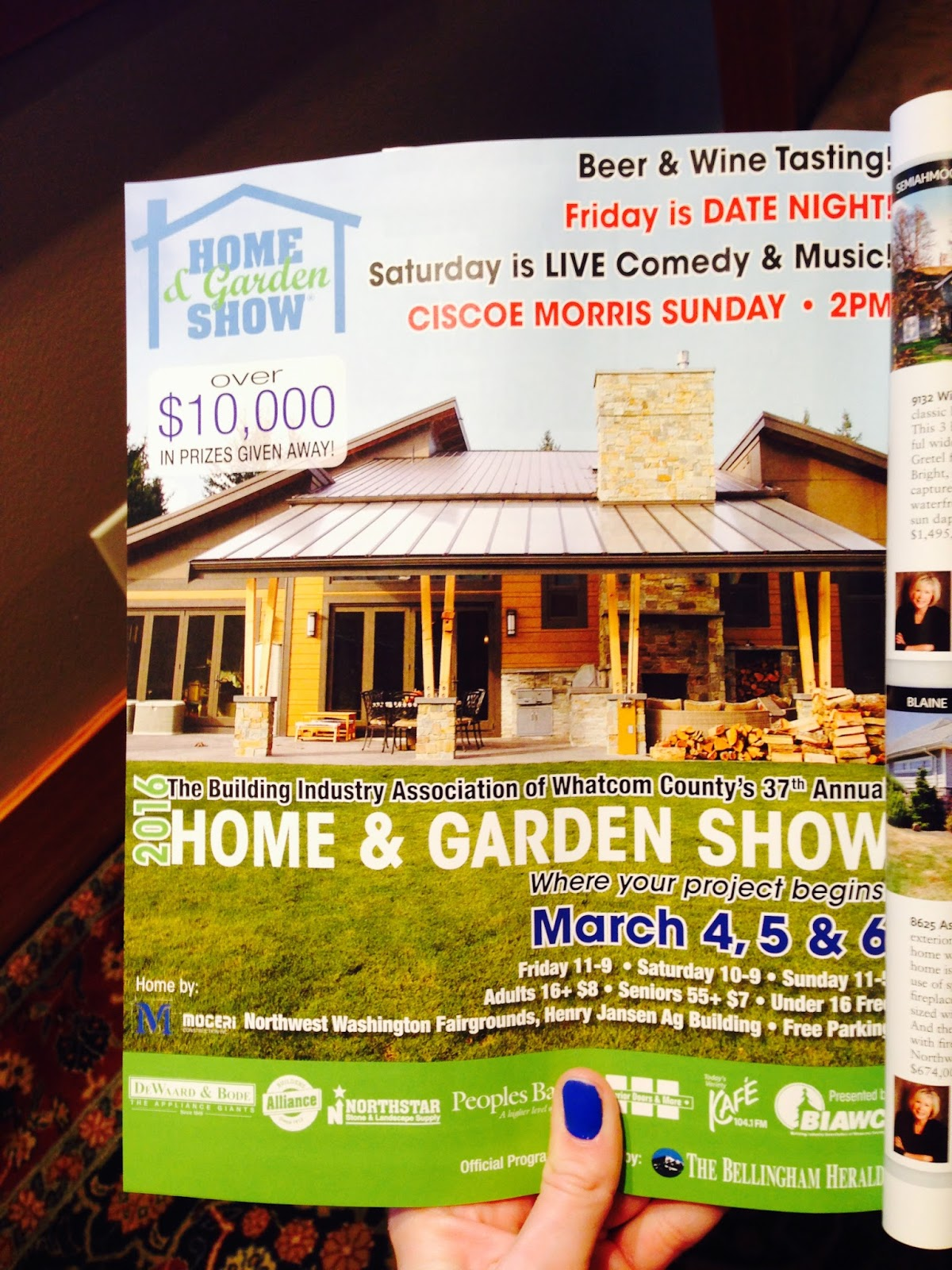 Have You Seen The 2016 Home Show Ad This Was One Of Our Favorite Projects I M Glad We Chance To Share It