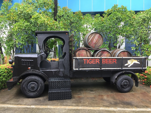 Asia Pacific Brewery Tiger Beer Tour Singapore