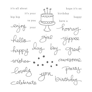 the secret life of paper stampin up endless birthday wishes  little gold hearts