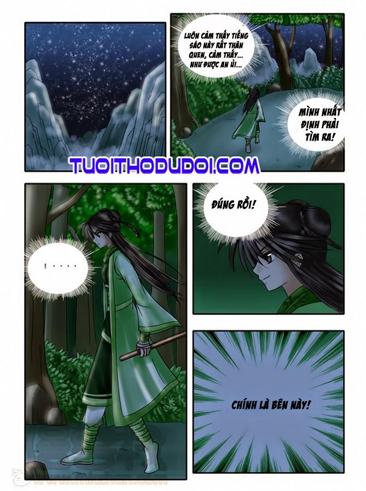 Giang Hồ Tương Vong - Chap 11