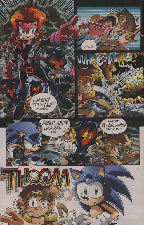 Read online Sonic The Hedgehog comic -  Issue #202 - 7
