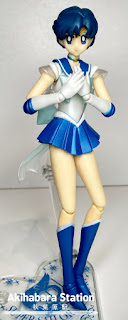 "Review del S.H.Figuarts ""Super Sailor Mercury""."