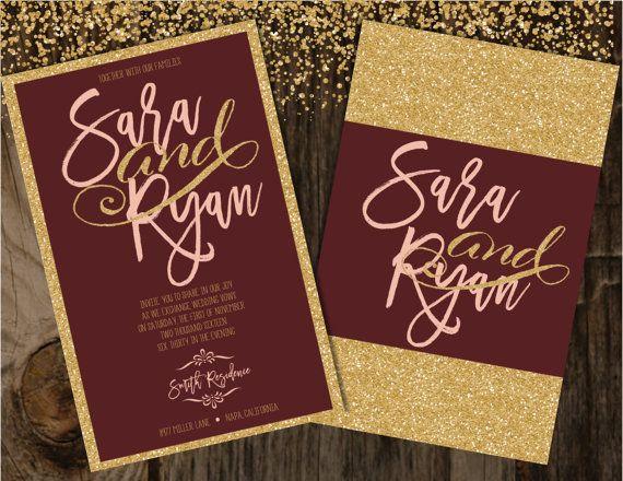 Wedding Invitation Ideas That Are Trending
