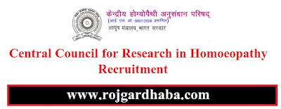 Central Council for Research in Homoeopathy