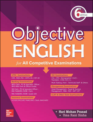 Free Download Objective English by Hari Mohan Prasad PDF