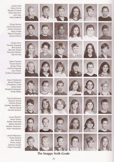 1998-99 Ejd Middle School Memory Book Phoenix