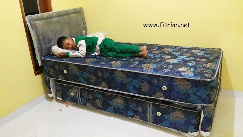 Fun Experience with Central Springbed - Menjadikan Anak Mandiri Dengan Tidur Sendiri