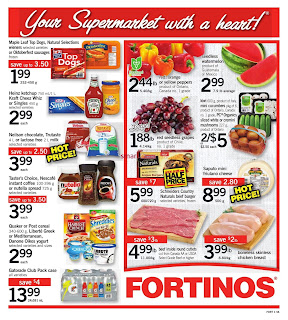 Fortinos Flyer April 20 – 26, 2017