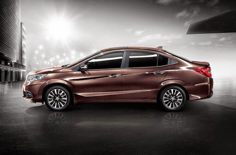 Honda City 2015 Design and Release date in Pakistan