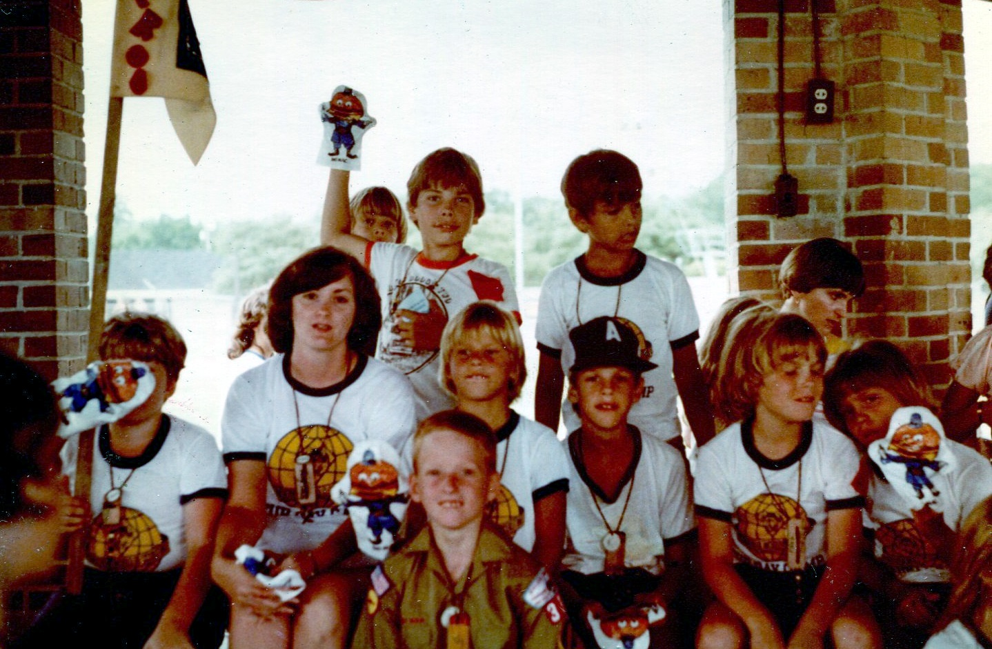 Tammany Family Cub Scout Camp 1978