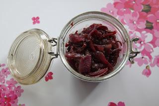 Chutney z czerwonej cebuli