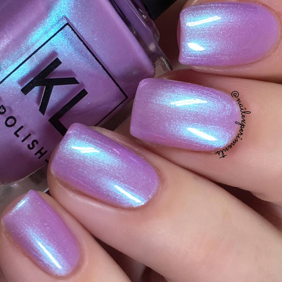 Nail Experiments: KL Polish Ethereal Garden Collection Spring 2018 ...