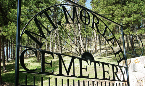 mt moriah cemetery deadwood south dakota