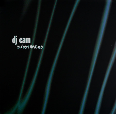 DJ Cam  - Substances art cover pochette