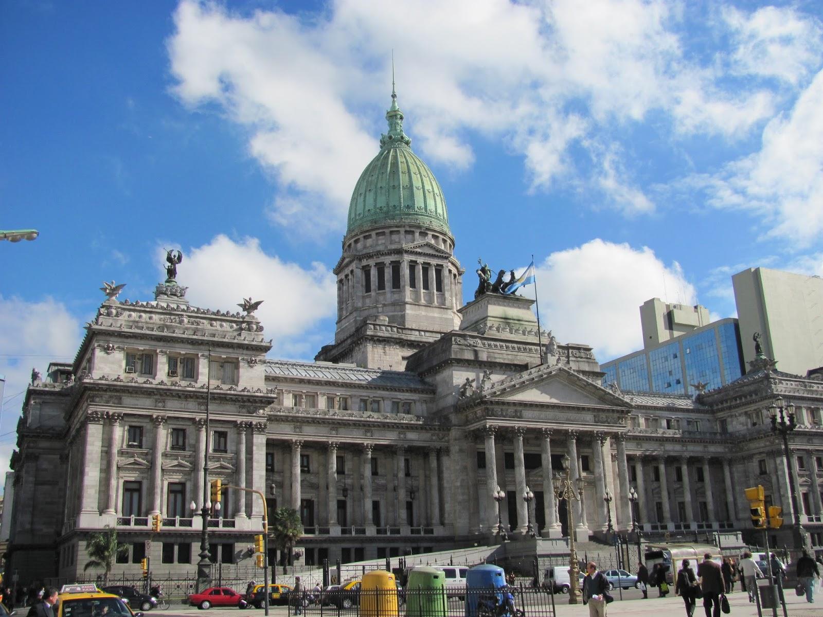 Edificios emblemticos de Buenos Aires  Aeroleo