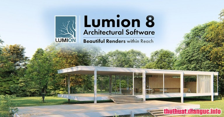 Download Lumion Pro 8.5 Full Cr@ck