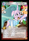 My Little Pony Mistmane, Pillar of Beauty Friends Forever CCG Card
