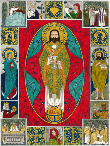 Alpha Omega Arts Photo Quot Christ The High Priest Quot By