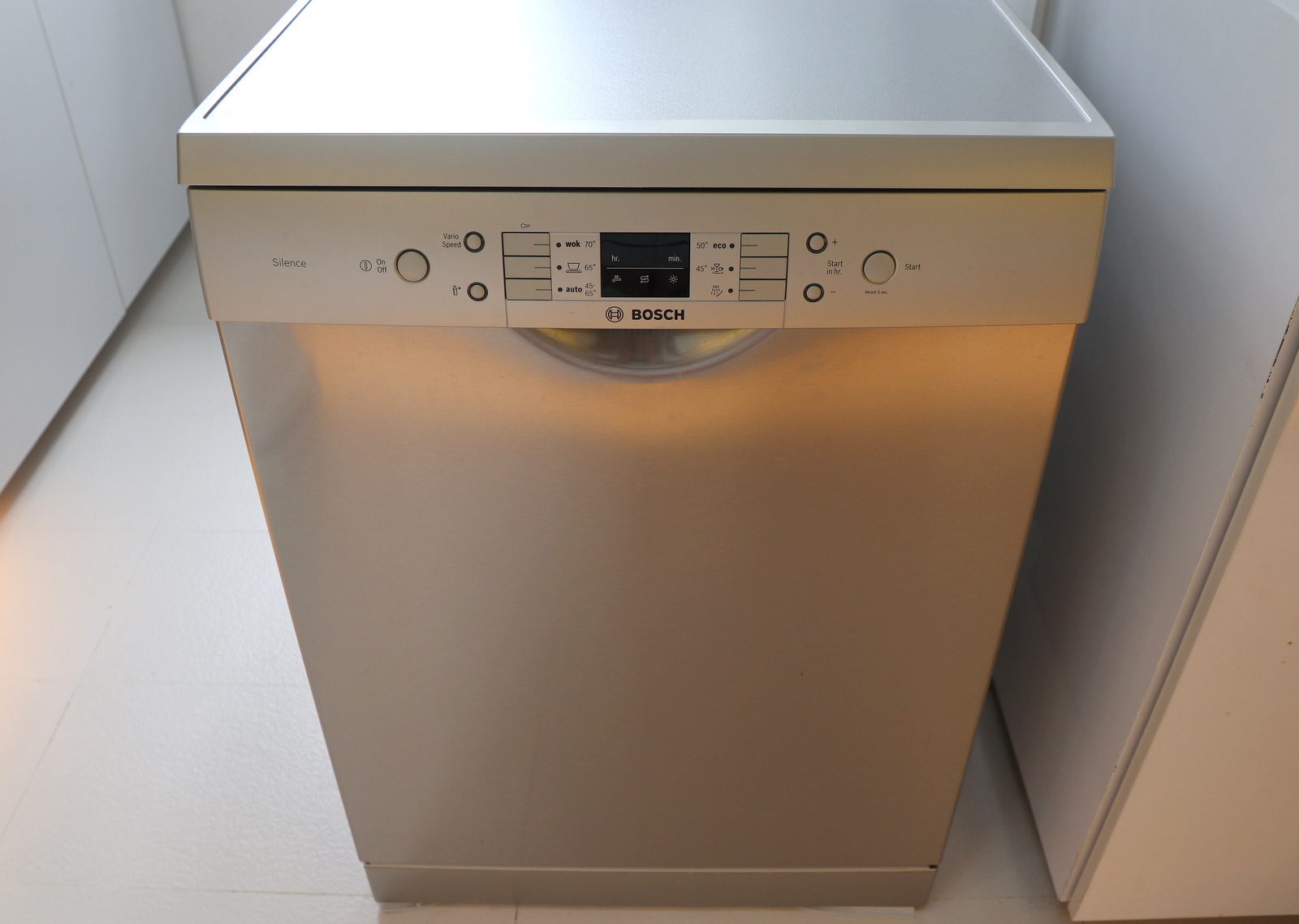 Bosch Series 6 Freestanding Dishwasher Review Camemberu