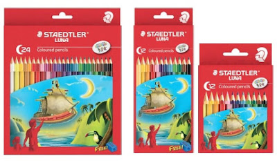 PENSIL WARNA STAEDTLER LUNA Pensil Warna Coloured