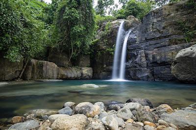 wisata air terjun coban tundo di malang jawa timur