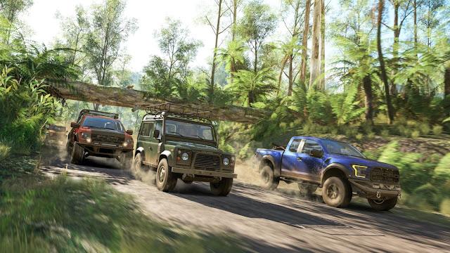 Forza Horizon 3 tendría la demo disponible este mismo lunes 12