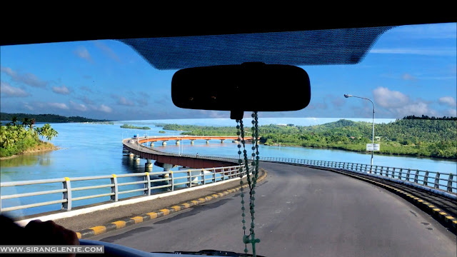 San Juanico Bridge is the longest bridge