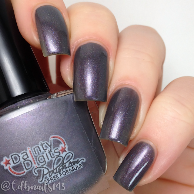 Dainty Digits Polish-Fiddy Shades Darker
